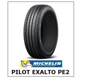 Michelin Tyres NZ Pilot Exalto PE2