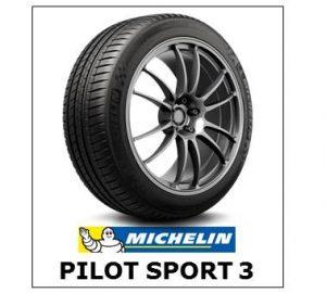 Michelin Tyres NZ Pilot Sport 3