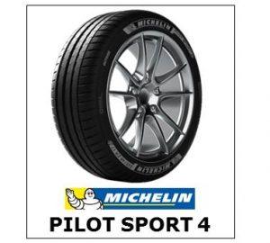 Michelin Tyres NZ Pilot Sport 4