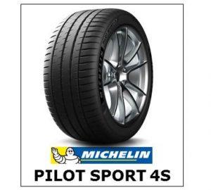 Michelin Tyres NZ Pilot Sport 4S