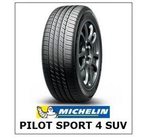 Michelin Pilot Sport 4 SUV - Tyres NZ