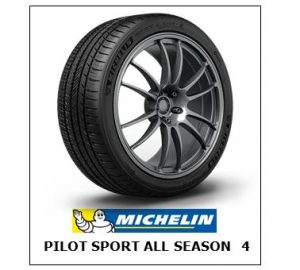 Michelin Tyres NZ Pilot Sport All Season 4