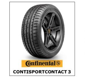 Continental ContiSportContact 3