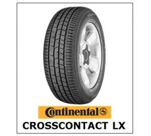 Continental CrossContact LX
