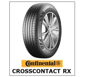 Continental CrossContact RX