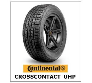 Continental CrossContact UHP
