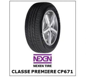 Nexen CLASSE PREMIERE CP671
