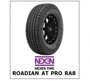 Nexen ROADIAN AT PRO RA8