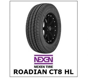 Nexen ROADIAN CT8 HL
