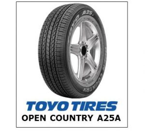 Toyo Open Country A25A