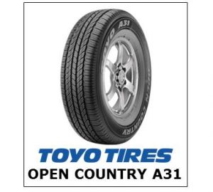 Toyo Open Country A31