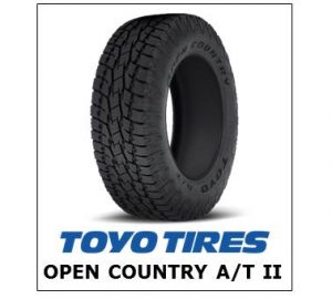 Toyo Open Country A/T II
