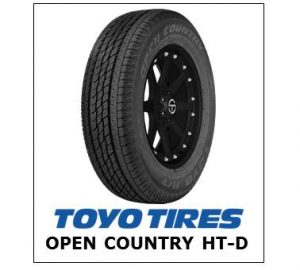 Toyo Open Country HT-D
