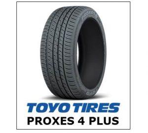 Toyo Proxes 4 Plus