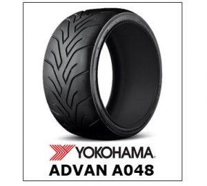 YOKOHAMA TYRES NZ - ADVAN A048