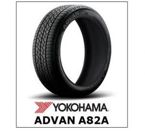 YOKOHAMA TYRES NZ - ADVAN A82A