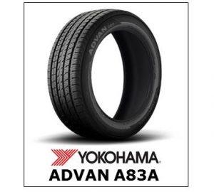 YOKOHAMA TYRES NZ - ADVAN A83A