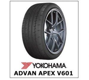 YOKOHAMA TYRES NZ - ADVAN APEX V601