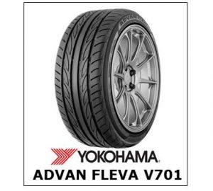 YOKOHAMA TYRES NZ - ADVAN FELVA V701