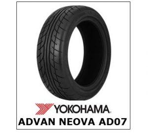 YOKOHAMA TYRES NZ - ADVAN NEOVA AD07