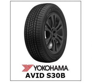 YOKOHAMA AVID S30B