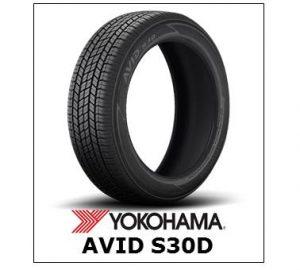 YOKOHAMA AVID S30D