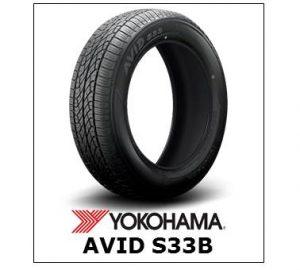 YOKOHAMA AVID S33B