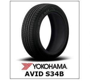 YOKOHAMA AVID S34B