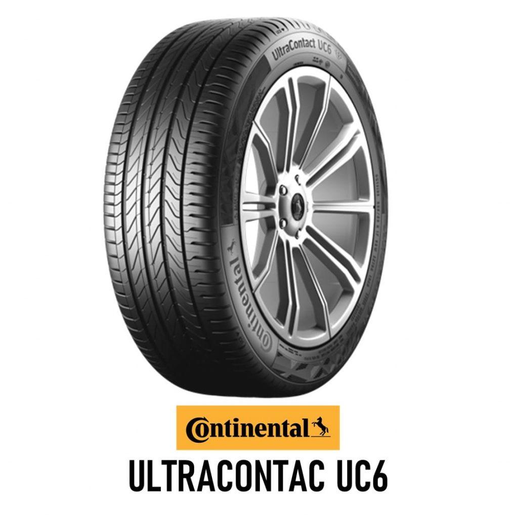 CONTINENTAL ULTRACONTAC UC6