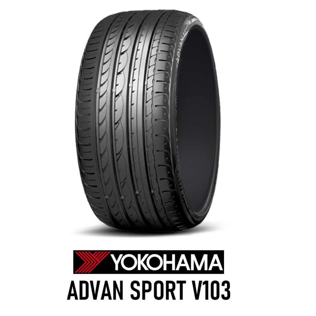 Yokohama Advan Sport V103