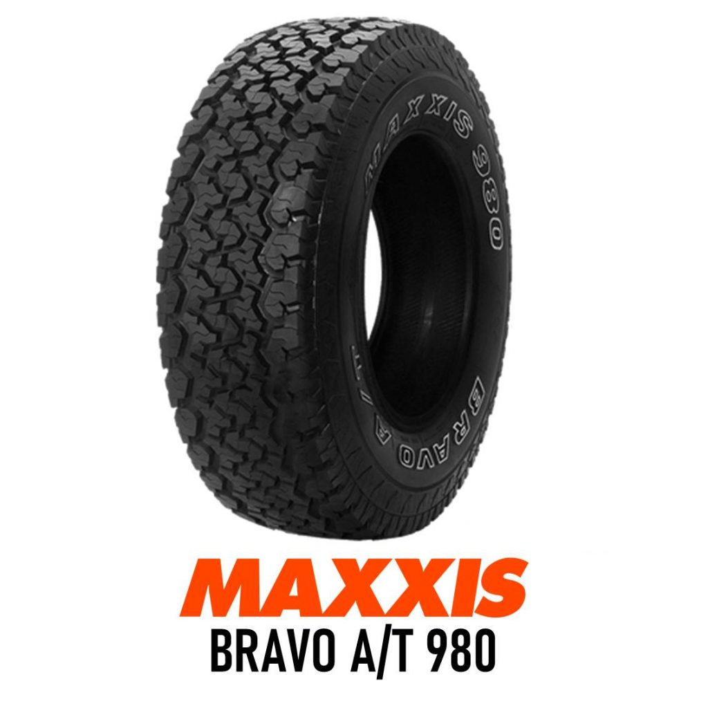 BRAVO AT 980 MAXXIS
