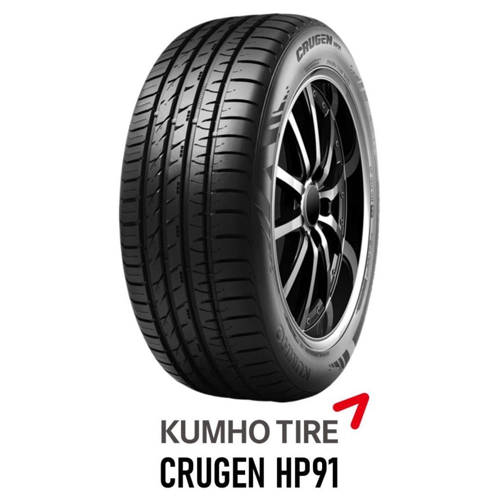 KUMHO CRUGEN HP91