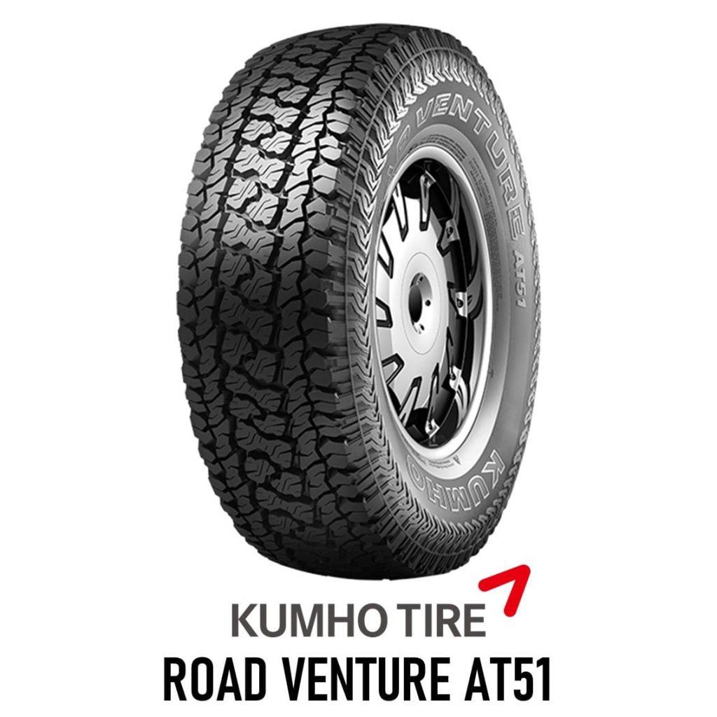 KUMHO ROAD VENTURE AT51