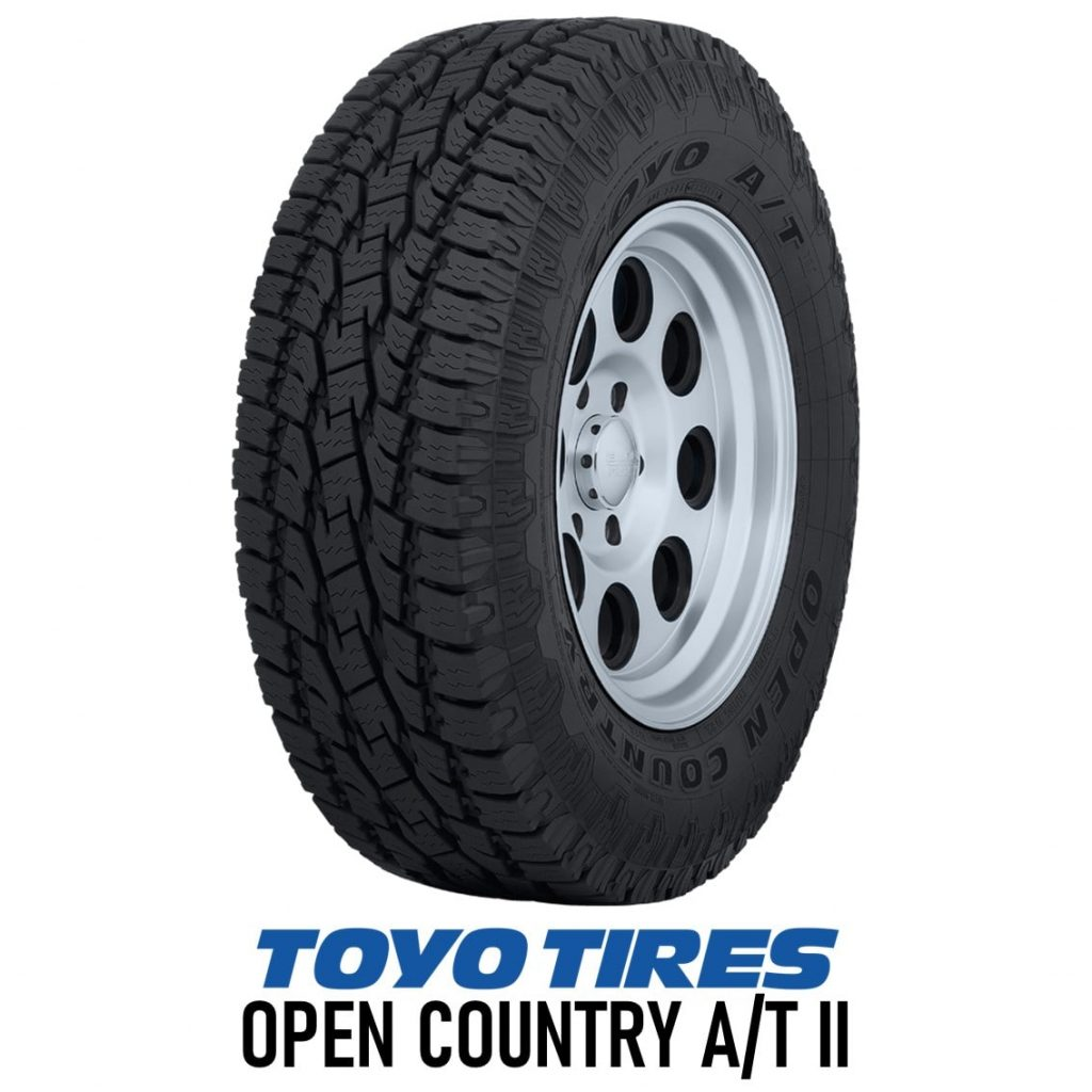 TOYO OPEN COUNTRY AT II