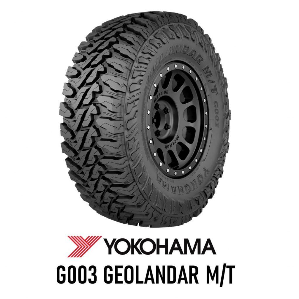YOKOHAMA G003 GEOLANDAR MT