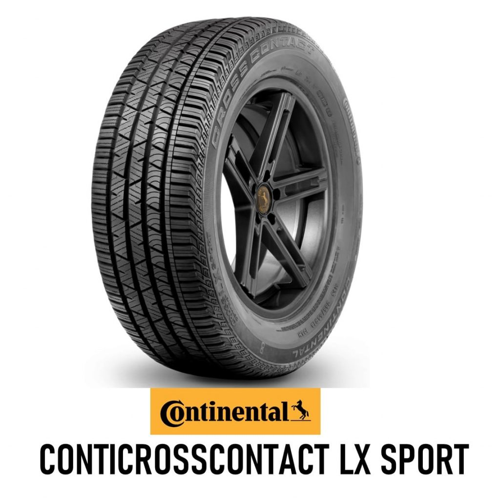 CONTICROSSCONTACT LX SPORT CONTINENTAL