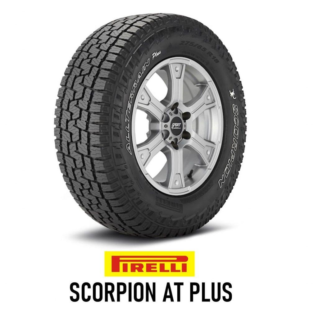 scorpion at plus