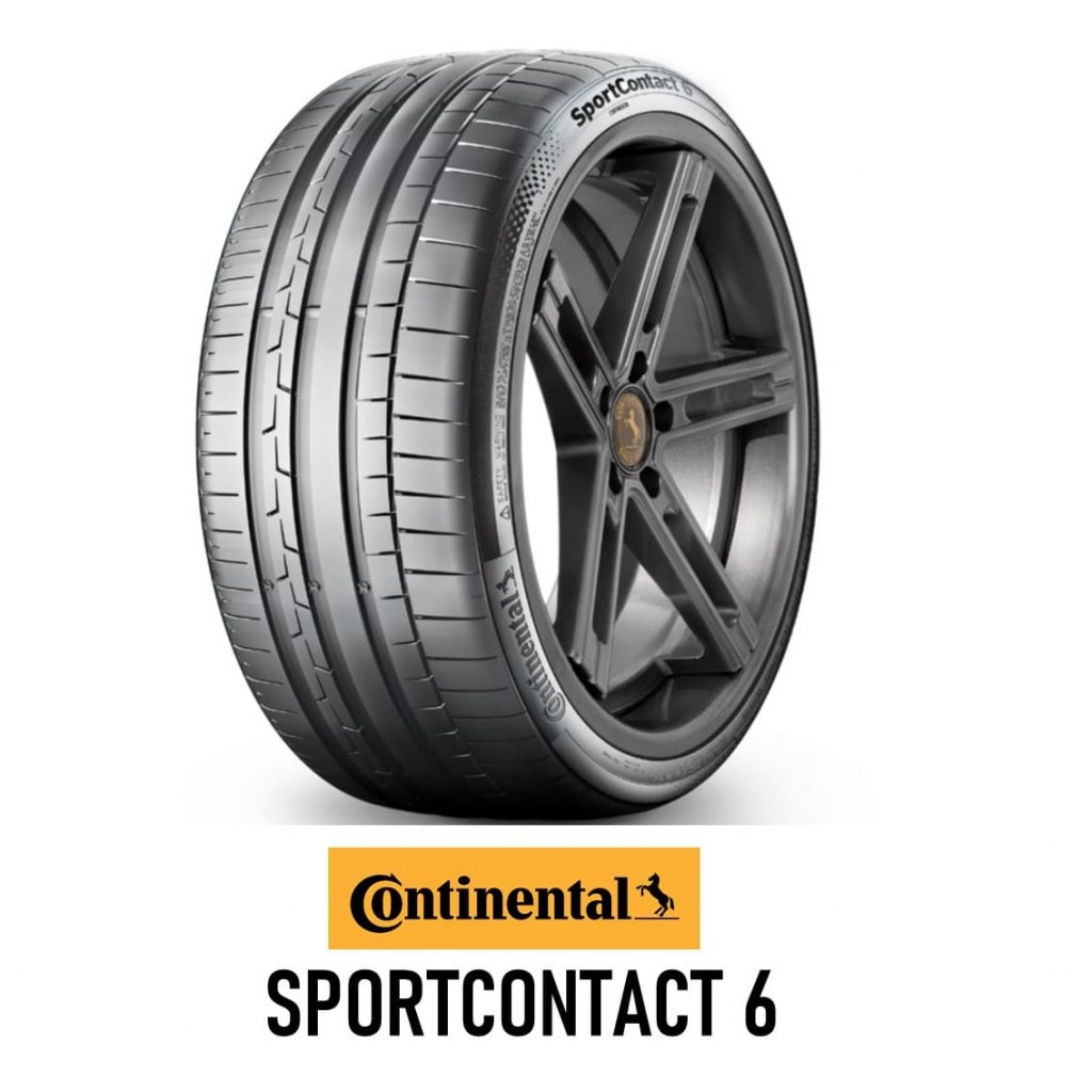 SPORTCONTACT 6 CONTINENTAL