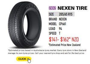 NEXEN CP661 - 205/65 R15