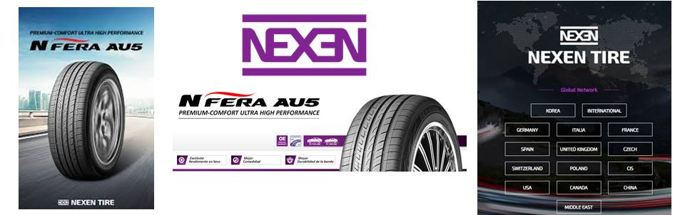 Nexen AU5 NZ