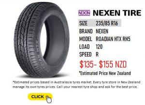 NEXEN ROADIAN HTX RH5 - 235/85 R16